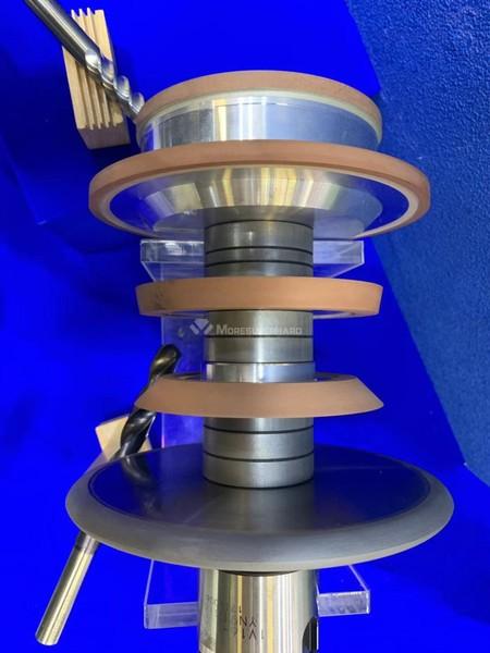 Moresuperhard cnc cutting tools grinding wheel