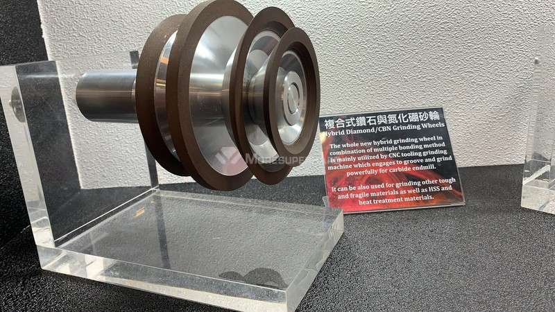 End mill cutter grinding solution