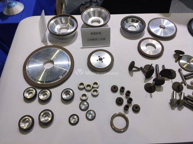 China 5 axis cnc grinding wheels for carbide /hss tools