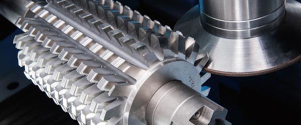 Gear hob cutter sharpening cbn wheels