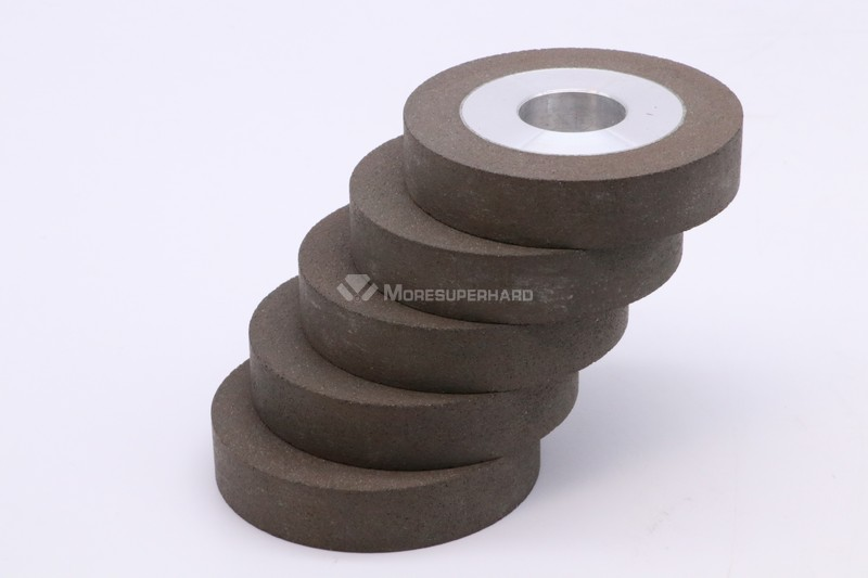 Resin diamond flat grinding wheel for tungsten carbide