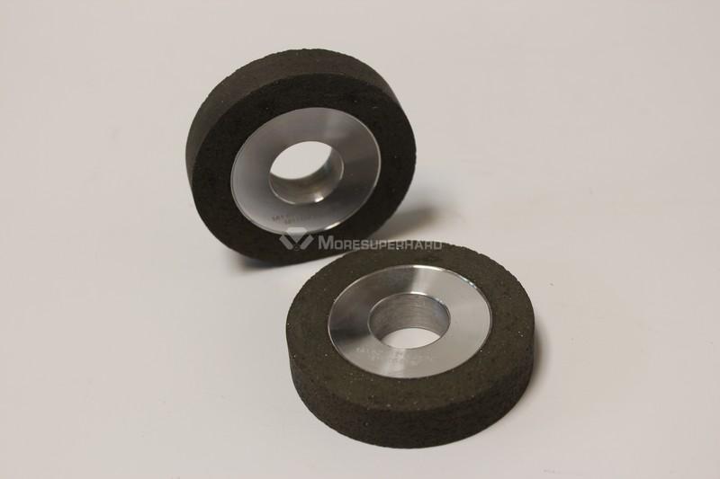 Micro precision resine bonded diamond grinding wheel